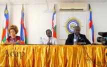 Ouverture d'un atelier sur le management organisé par le cabinet Ewani conseil