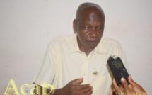 maire du 7ème arrondissement de Bangui Joseph Tagbalé