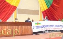 Les travaux de la 2eme session ordinaire du Conseil économique et social se poursuivent