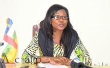 Sylvie  Baïpo Temon déplore la reconduction de l'embargo contre la RCA