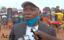 Installation de l'antenne Action et Soutien  à Touadéra dans le  8ème arrondissement de Bangui