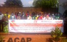 16 jours d'activisme de la campagne du secrétaire des Nations-Unies pour la lutte contre les violences faites aux femmes