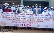 La République Centrafricaine célèbre en différé la journée mondiale de Vih/sida