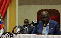 Mathieu Symplice Sarandji élu nouveau Président de l'Assemblée nationale