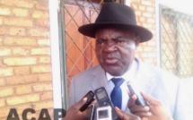 Lancement du projet de protection des droits de l'homme à Bangui