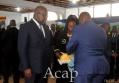 Visite du President TSHISEKEDI