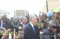 Arrivée à Bangui du président de la République du Portugal ,le 26 Mars 2018
