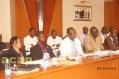 Retraite Interinstitutionnelle de haut niveau (18 mars 2018) à Bangui