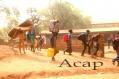 Les déplacés internes de Bambari pendant la JMA 2018